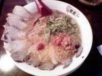「とろ豚チャーシュー麺」@拉麺 秦秦 高浜店の写真