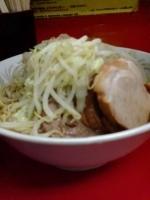 「汁なし小ブタ(ヤサイ・アブラ・魚粉)」@ラーメン二郎 環七一之江店の写真