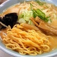 「味噌ラーメン」@ラーメンの寶龍 総本店の写真