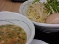 「つけ麺大盛」@由○ 品川港南店の写真