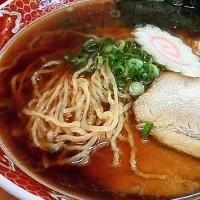 「中華そば(米沢麺) (650円)」@中華そば しま田の写真