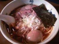 「あじ玉ら〜麺 850円」@麺屋武蔵 青山の写真