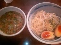 「とんこつつけ麺」@どんがら屋の写真
