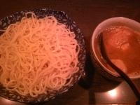 「つけソバ+味玉」@中華ソバ 櫻坂の写真