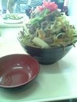 「肉そば(650円)」@波布食堂の写真