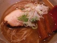 「らーめん(大盛)」@麺や 高倉二条の写真