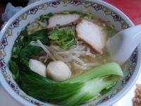 「タイラーメン(中華麺)」@オリエンタル料理 Chao!bambooの写真