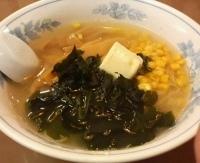 「塩バターラーメン630円」@らーめんたいむの写真