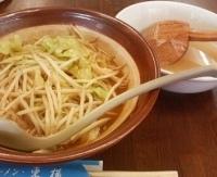 「味噌ラーメン650円」@ラーメン 東横 笹口店の写真