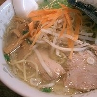 「塩麺」@らー麺屋 将の写真