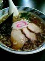 「ラーメン 600円」@手打中華 鈴木食堂の写真