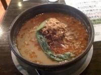 「四川坦々麺(白坦々麺)850円」@中国家庭料理 YI-CHANGの写真