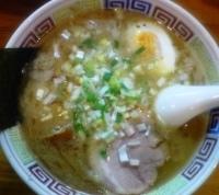 """「醤油豚骨らーめん """"ゴッテリ"""" カタゆで」@ハングリードラゴンの写真"""