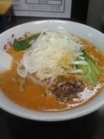 「坦々麺」@東京とんこつ王子ラーメンの写真