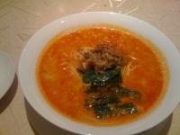 「坦々麺(1100円)」@龍の子の写真