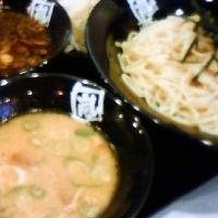 「「裏メニュー」  無双つけ麺 (660円)」@らあめん花月嵐 大森町店の写真