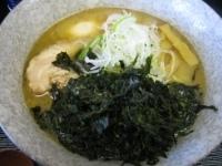 「磯玉らーめん 750円」@麺処 福吉 東大和店の写真
