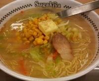 「野菜ラーメン」@スガキヤ 大垣駅アピオ店の写真