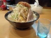 「角ふじ麺(中盛り)」@常勝軒 本庄店の写真