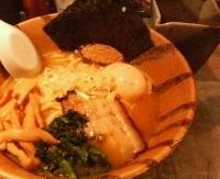 「昼の部:ラーメン(クーポンにて味玉)700円」@麺屋こうじの写真