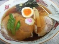 「本丸ラーメン(750円)」@東京ラーメン 本丸の写真