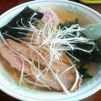 「しおら~めん ¥650」@手打中華 鈴木食堂の写真