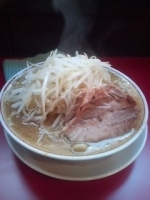 「豚ラーメン」@用心棒の写真