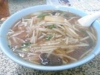 「もやしめん」@トキハ中華料理店の写真