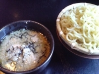 「つけ麺 二玉 870円」@つけ麺 粋人 秩父の写真
