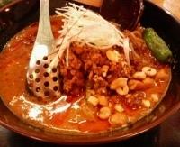 「元祖タンタン麺」@熱烈タンタン麺 一番亭 玉島店の写真