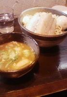 「チャーシュー味玉つけ麺(大盛)」@づゅる麺 池田の写真