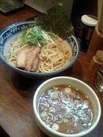 「つけ麺 大盛り」@中華そば 旋の写真