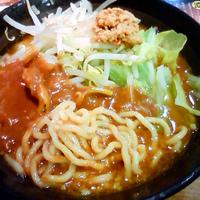 「こいこくカレーラーメン (780円)」@麺屋 ここいち 新宿小滝橋通り店の写真
