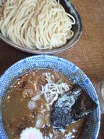 「つけそば800円」@中華蕎麦 とみ田の写真