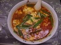 「たんたん麺」@栄来軒 NOWの写真
