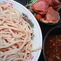 「つけ麺 中 (750円)」@麺屋 婆娑羅の写真
