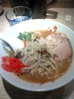 「極豚らー麺:900円」@麺屋武蔵 江戸きんの写真