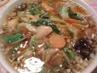 「五目湯麺(¥950)」@北海園の写真