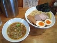 「味玉つけ麺 大盛り」@麺道 GENTENの写真