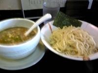 「つけ麺」@麺堂 稲葉の写真