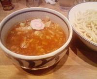 「辛つけ麺 (並)」@麺屋 狢〜むじな〜の写真