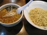「つけ麺紺(味噌&鰹)750円」@こってりらーめん 誉の写真