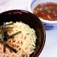 「つけ麺+半チャーハンセット  (680円)」@大森軒の写真
