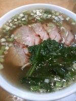 「叉焼麺(焼豚肉ラーメン)」@襄陽の写真