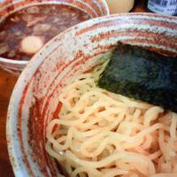 「つけ麺 大盛り (750円+100円)」@いだてんの写真