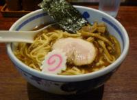 「平打麺大盛り(890円)」@たけちゃんにぼしらーめん 代々木店の写真