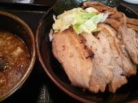 「チャーシューつけ麺(1000円)」@大黒屋本舗 春日部店の写真