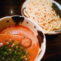 「坦々つけ麺 麺大盛り (850円)」@節骨麺たいぞう 戸越銀座店の写真