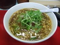 「金胡麻坦々麺」@担担麺ササラ 京橋店の写真