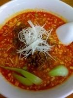 「タンタン麺 ¥750」@中華園の写真